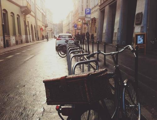 La belleza de viajar en bicicleta